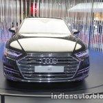 2018 Audi A8 front at 2017 Tokyo Motor Show