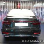 2018 Audi A8 rear at 2017 Tokyo Motor Show