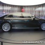 2018 Audi A8 right side at 2017 Tokyo Motor Show