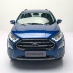 2018 Ford EcoSport facelift India-spec front view