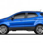 2018 Ford EcoSport facelift India-spec side
