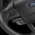 2018 Ford EcoSport facelift India-spec steering controls