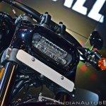 2018 Harley Davidson Fat Bob headlamp