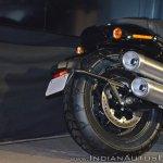 2018 Harley Davidson Fat Bob rear section
