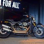 2018 Harley Davidson Fat Bob side