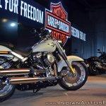 2018 Harley Davidson Fat Boy and Fat Bob