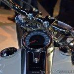 2018 Harley Davidson Fat Boy dial