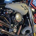 2018 Harley Davidson Fat Boy fuel tank