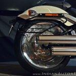 2018 Harley Davidson Fat Boy rear section