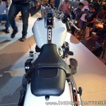 2018 Harley Davidson Fat Boy seat