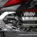 2018 Honda Goldwing Tour engine at 2017 Tokyo Motor Show