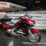 2018 Honda Goldwing Tour front right quarter at 2017 Tokyo Motor Show