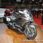 2018 Honda Goldwing front right quarter at 2017 Tokyo Motor Show