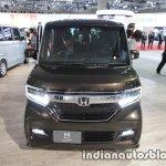 2018 Honda N-Box Custom front at 2017 Tokyo Motor Show