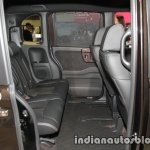 2018 Honda N-Box Custom rear cabin at 2017 Tokyo Motor Show