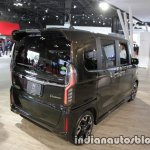2018 Honda N-Box Custom rear three quarters at 2017 Tokyo Motor Show