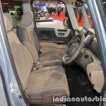 2018 Honda N-Box front seats at 2017 Tokyo Motor Show