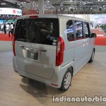 2018 Honda N-Box rear three quarters at 2017 Tokyo Motor Show