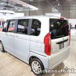2018 Honda N-Box rear three quarters left side at 2017 Tokyo Motor Show