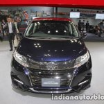 2018 Honda Odyssey (facelift) front at the Tokyo Motor Show