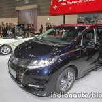 2018 Honda Odyssey (facelift) front three quarters view at the Tokyo Motor Show