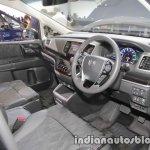 2018 Honda Odyssey (facelift) interior at the Tokyo Motor Show