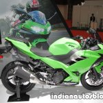 2018 Kawasaki Ninja 250 profile at 2017 Tokyo Motor Show