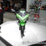 2018 Kawasaki Ninja 400 front at the Tokyo Motor Show