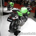 2018 Kawasaki Ninja 400 rear three quarters at the Tokyo Motor Show