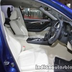 2018 Nissan Skyline interior at the Tokyo Motor Show