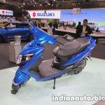 2018 Suzuki Swish scooter