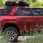 2018 Toyota 4Runner profile