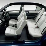 2018 Toyota Corolla Axio WxB cabin