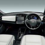 2018 Toyota Corolla Axio WxB interior