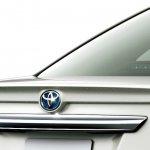 2018 Toyota Corolla Axio WxB rear spoiler
