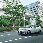 2018 Toyota Corolla Axio front three quarters