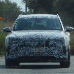 Audi e-tron SUV front spy shot