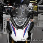 BMW G 310 GS front fascia at 2017 Tokyo Motor Show