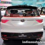 Daihatsu DN Multisix concept at Tokyo Motor Show rear
