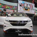 Daihatsu DN Multisix concept front at the Tokyo Motor Show