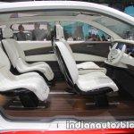 Daihatsu DN Multisix concept interiors at the Tokyo Motor Show