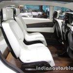 Daihatsu DN Multisix concept rear seats at the Tokyo Motor Show