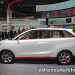 Daihatsu DN Multisix concept side at the Tokyo Motor Show