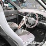 Daihatsu DN Trec Concept interior dashboard at 2017 Tokyo Motor Show