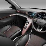 Daihatsu DN Trec concept dashboard interior