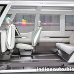 Daihatsu DN U-SPACE concept at the 2017 Tokyo Motor Show cabin