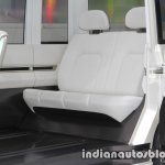 Daihatsu DN U-SPACE concept at the 2017 Tokyo Motor Show rear seat