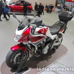 Honda CB1300 Super Boldor front three quarters left side at 2017 Tokyo Motor Show