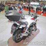 Honda CB1300 Super Boldor rear three quarters at 2017 Tokyo Motor Show