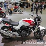 Honda CB400 Super Four profile at 2017 Tokyo Motor Show